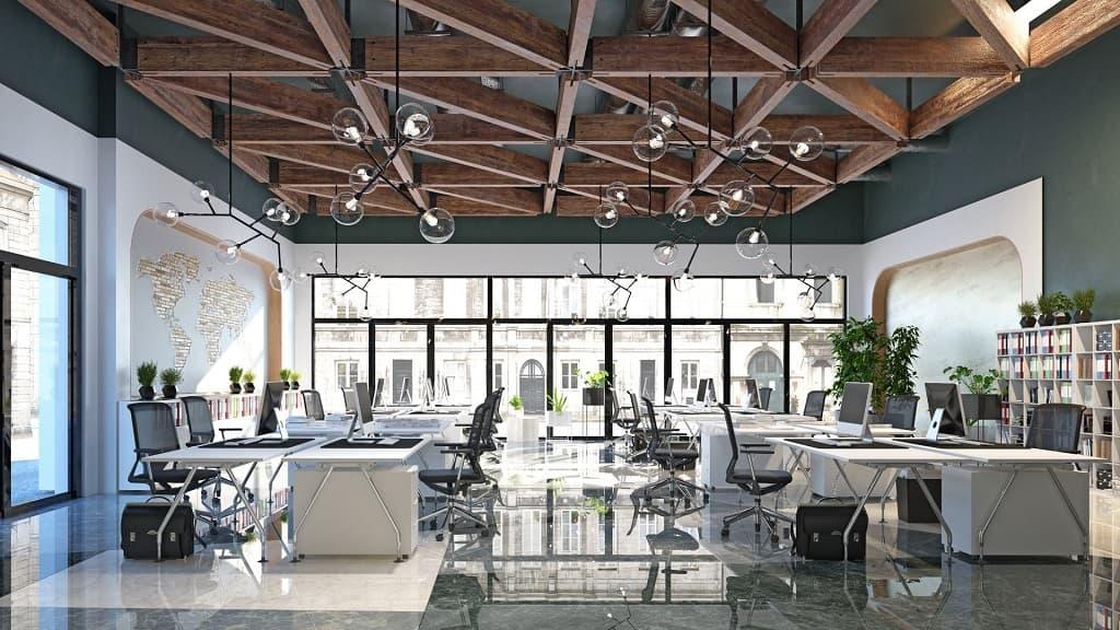 Offrez à vos employés les meilleurs espaces de travail